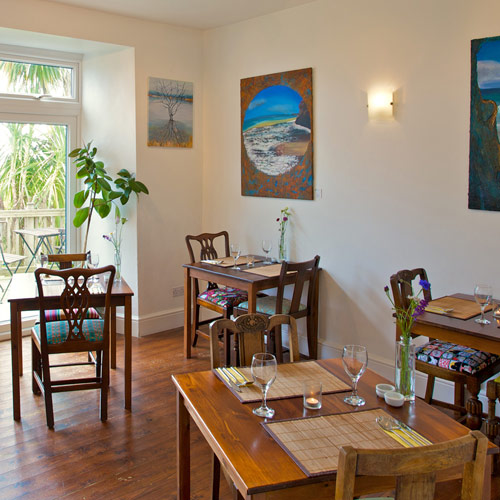 Vegetarian & Vegan Restaurant in St.Ives, Cornwall | The Bean Inn